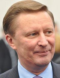 Иванов Сергей Борисович